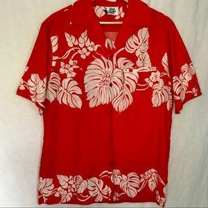 Vintage ~ Hilo Hattie shirt